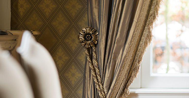 gordijn embrasse doornebal interieurs