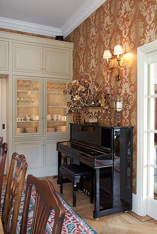 Mansion in Amsterdam - Doornebal Interiors